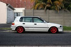4A-FE AE92 Corolla Twincam, Toyota Corolla, Jdm Cars, Cars And Motorcycles, Cool Cars, Old School, Vehicles, Asian, Cars