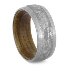 Fabulous Finest Quality Seamless Meteorite Rings Meteorite Bands Meteorite Engagement Rings and Meteorite Wedding Bands M Word Ring Pinterest Engagement