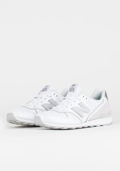 NEW BALANCE (996) - WHT/GRY | NEW BALANCE | Loaded