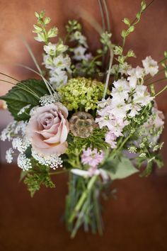 Hacienda Dona Andrea Plays Host To This Upscale Papel Picado New Mexico Wedding Bridesmaid Bouquet, Wedding Bouquets, Wedding Flowers, Fantasy Wedding, Dream Wedding, Wedding Things, Destination Wedding, Wedding Planning, Country Style Wedding