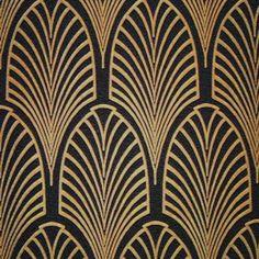 Art Deco Fabric Manipulation | helenalouisedavis