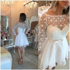 Party Dresses Cocktail Dress 2017 Fashion A Line Chiffon Woman Lace Sashes Lace-up Short Gowns robe vestido festa curto de luxo