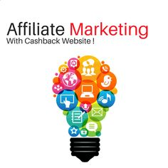 Affiliate Marketing With Cashback Website!