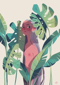 """Check out this @Behance project: """"Girls, girls & girls."""" https://www.behance.net/gallery/45032571/Girls-girls-girls"""