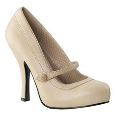 Adorable patent heels that are sure to turn heads everywhere you go!.