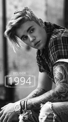 I Made This Justin Bieber Lockscreen Wallpaper ❤