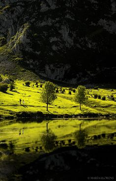 Lakes of Covadonga, Asturias, Spain