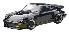 AUTOart 1/18 Wangan Midnight Black Bird Porsche 911(930) Turbo - AUTOart high quality precise model car from Japan - DOMO ARIGATO JAPAN