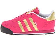 Could not resist...adidas Originals Kids Orion 2 (Infant/Toddler) Blast Pink/Metallic Gold/White