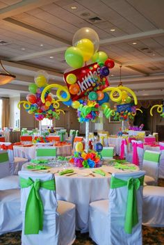 candyland party decorations party decorations to complete beautiful theme candyland party themes Candy Themed Party, Candy Land Theme, Party Fiesta, Birthday Party Tables, Birthday Candy, Turtle Birthday, Turtle Party, Carnival Birthday, Skittle