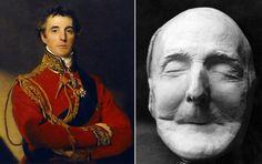 Arthur Wellesley, Duke of Wellington (1769-1852) – cause of death: epileptic seizures following stroke; aged 83.