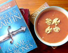 para os amantes da literatura e da culinária