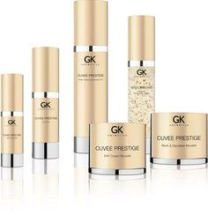 Nueva linea Cuvve Prestige. Para pieles a partir de los 30 años. Siente su fuerza juvenil y frena la reducción de colágeno.