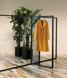 A Rare Look Behind the Curtain at Céline