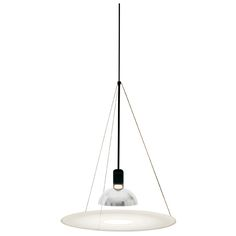FRISBI by Achille Castiglioni | Contemporary Designer Lighting by FLOS $795