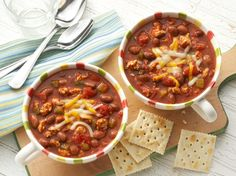 Learn how to make delicious Quick Chili. Bean Recipes, Chili Recipes, Pasta E Fagioli Soup, Chili Ingredients, Fire Roasted Tomatoes, Bean Stew, Recipe 30, Homemade Soup, Cooking Turkey