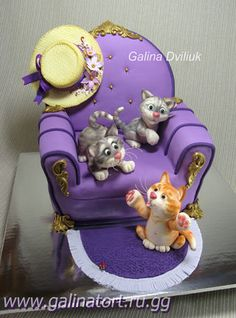 торти від пані Галини - Дитячі торти