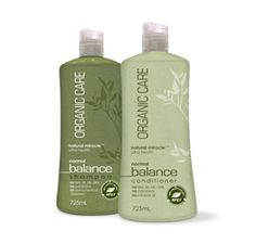 Normal Balance Shampoo & Conditioner 725mL | Our Products | Nature's Organics