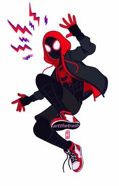 21 Best Miles Spider Man Images Spiderman Amazing Spiderman