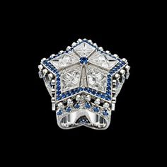 White gold Diamond Ring G34LE600 - Piaget Luxury Jewelry Online