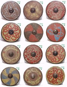 viking shields                                                                                                                                                     More