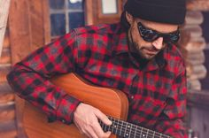 Time to grab the guitar and head outside for a jam sesh! The NL7s by @nothernlightsoptic offer full protection with a modern look. #sportique #sportiquesf #discovercuration