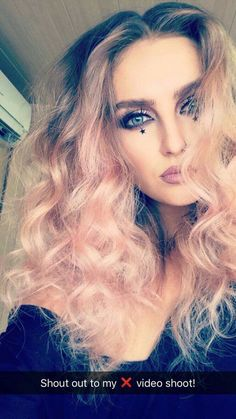 Imagem de perrie edwards, little mix, and shout out to my ex