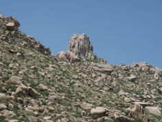 Tom's Thumb-Great hike in the McDowell Mountain Preserve. It's ...