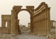 Arch of Triumph of Palmyra