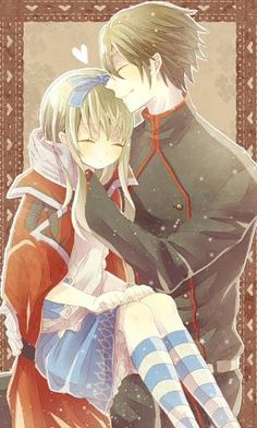 Alice Liddell and Ace: Alice X Ace