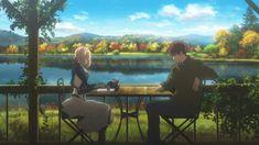 violet evergarden, and anime girl All Anime, Anime Manga, Anime Art, Anime Stuff, Anime Girls, Kyoto Animation, Animation Film, Steven Universe, Violet Evergreen
