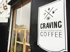 CRAVING COFFEE TOTTENHAM |