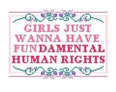 Feminism, what? @Stephanie Close Close McKellop