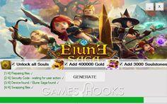Elune Saga Hack (Gold, Soulstones) | Games Hooks