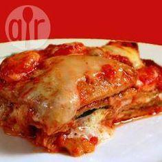 Perfect aubergine parmigiana @ allrecipes.co.uk