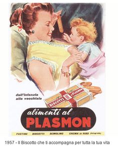PLASMON - I nostri biscotti - dal 1902-