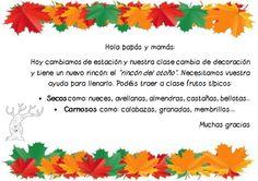Plastificando ilusiones: ¡¡¡Ya estamos en otoño!!!