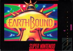 Super Nintendo EarthBound Normal Size Box Mockup Front Cover.jpg (4208×2968)