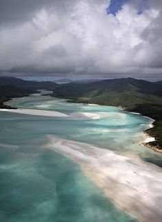16 Adorable Places Around the World via Photos - Whitehaven Beach, Australia
