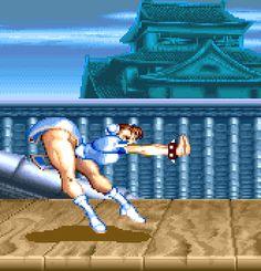 vgjunk:  Super Street Fighter II, arcade.