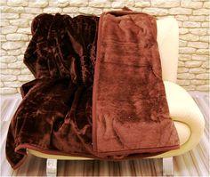Teplá moderná deka z akrylu