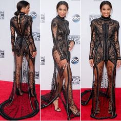 The American Music Awards What They Wore [Gallery] - http://urbangyal.com/the-american-music-awards-what-they-wore-gallery/