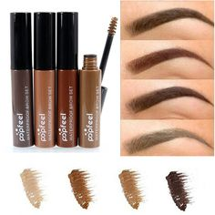 Diligent Natural Arched Eyebrow Stamp Eyes Brow Stamps Powder Palette Beauty Makeup Tool Seal Waterproof Professional Eyebrow Stencils Back To Search Resultsbeauty & Health