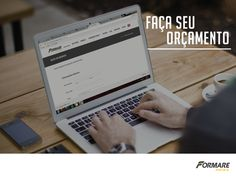 Você pode fazer o seu orçamento através do nosso site preenchendo um formulário. Acesse: www.formaremetais.com.br/orcamento #FormareMetais #Orçamento #Ipatinga