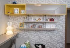 Lu Ferreira mostra um quarto infantil contemporâneo - Casa Vogue | Ambientes