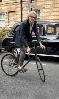 Paul Smith + Mercian Track Bike