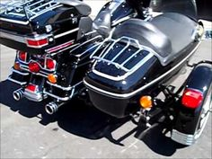 2003 FLHTCUI Electra Glide® Ultra Classic® and TLE Sidecar 603042 - YouTube Harley Ultra Classic, Harley Davidson Ultra Classic, Electra Glide Ultra Classic, Harley Davidson Sidecar, Harley Davidson Motorcycles, Car Wheels, Cleaning Kit, Motorbikes, Youtube