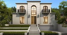 French Provincial House Plans | JSB Rotate Image 3