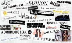Crazy about fashion and blogging