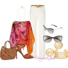 """""""Summer Is Here"""" by momfor2girls on Polyvore"""